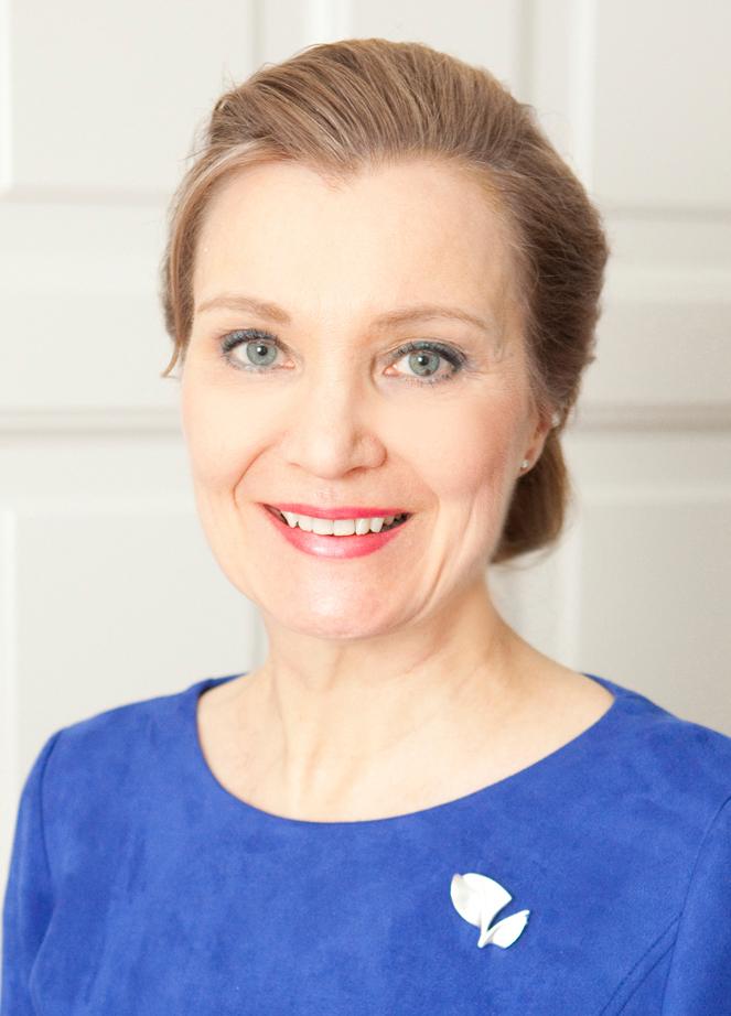 Liikesivistysrahasto - toimitusjohtaja Johanna Vesterinen